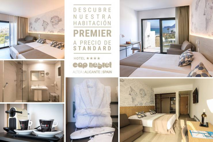 Premiere for standard price cap negret hotel altea, alicante