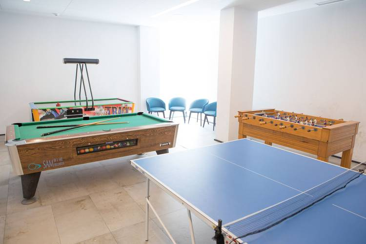 Games room Cap Negret Hotel Altea, Alicante
