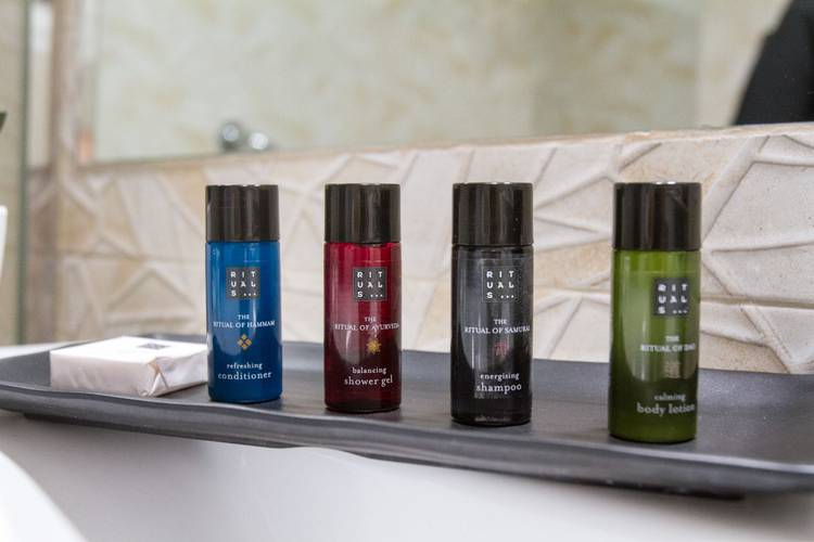 Amenities cap negret hotel altea, alicante
