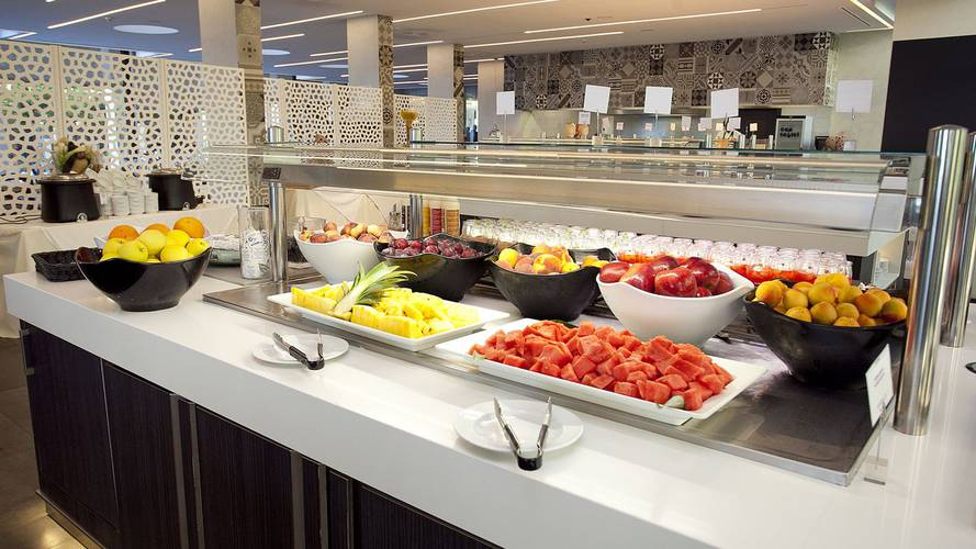 Buffet breakfast Cap Negret Hotel Altea, Alicante