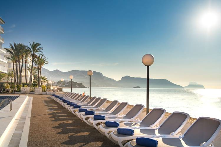 Outdoors cap negret hotel altea, alicante
