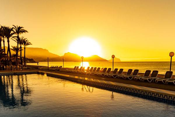 WE HAVE IMPROVED FOR YOU - Cap Negret Hotel - Altea, Alicante