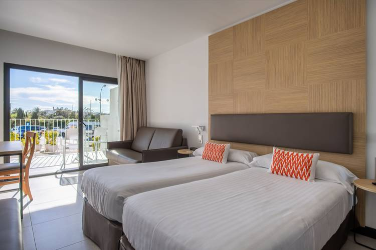 Room cap negret hotel altea, alicante