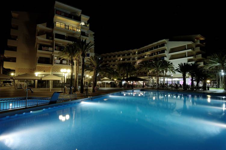 Outdoor swimming pool Cap Negret Hotel Altea, Alicante