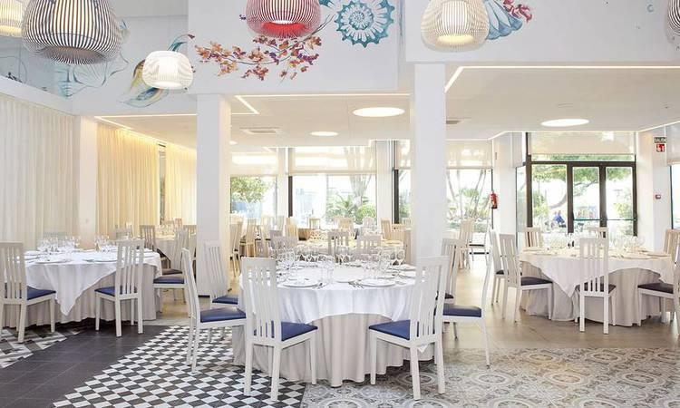 MEDITERRANEAN ROOM Cap Negret Hotel Altea, Alicante