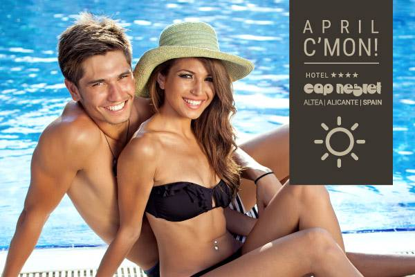 Special Sales March Cap Negret Hotel Altea, Alicante