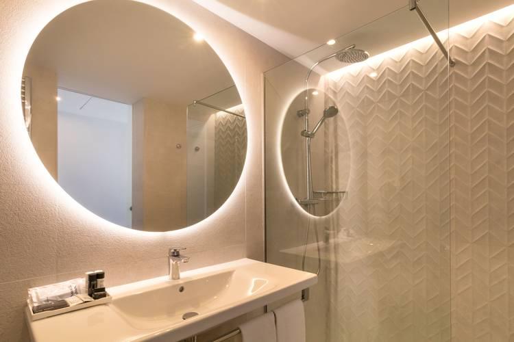 Bathroom cap negret hotel altea, alicante